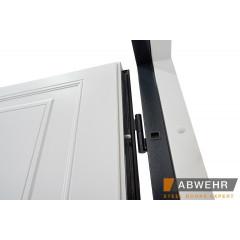 Вхідні двері з фанерними накладками Rodos Steel Standart S 001