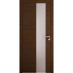 Двері вхідні з фанерними накладками F129