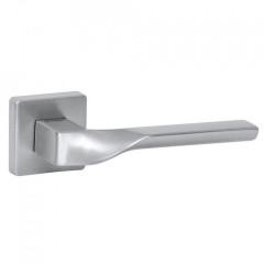 Двері вхідні з фанерними накладками Rodos Steel Standart-S / F-124