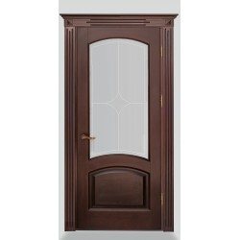 Міжкімнатні двері сосна тонована