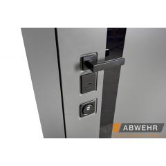 Двері Страж в будинок Proof Standart Slim Z дуб полярний