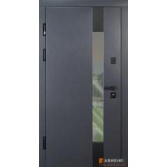 Двері Страж в будинок Proof Standart Nominal горіх натуральний