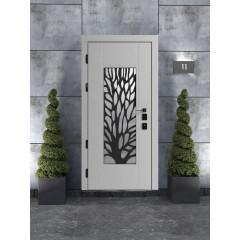 Вхідні двері металопластикові sp 21