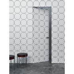 Вхідні двері металопластикові kr01