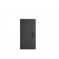 Двері фарбовані на прихованій коробці Rodos