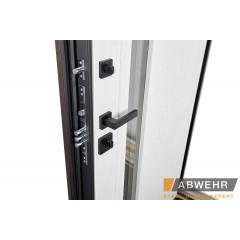 Двері Страж в будинок Proof Standart Nominal дуб темний