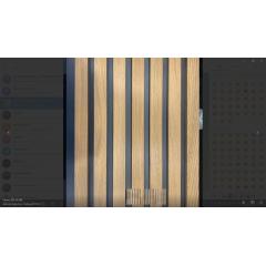 Двері Страж в будинок Proof Standart Estra дуб 23