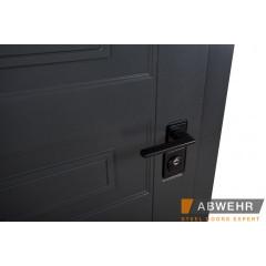Вхідні двері фасадні протизламні LP 098 STEEL-LAMPRE-PANEL